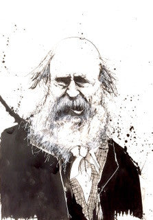 Darwin or Man with Beard