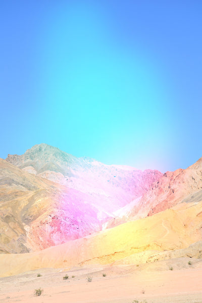 Death Valley (Rainbow 1), 2017