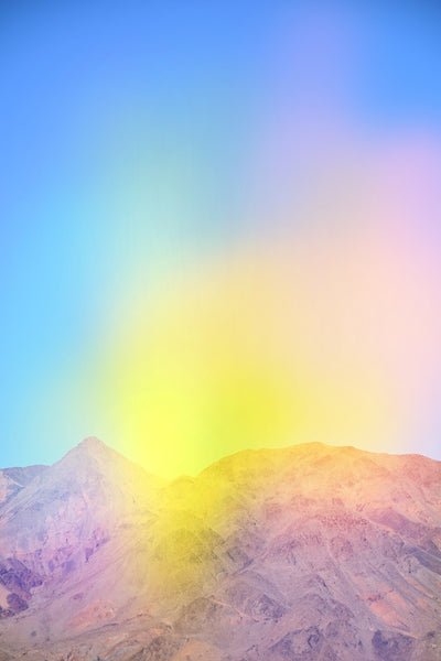 Death Valley (Rainbow 2), 2017
