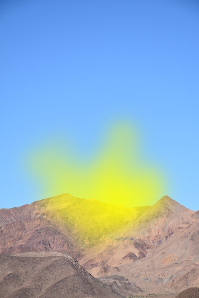 Death Valley (Volcano 2), 2017