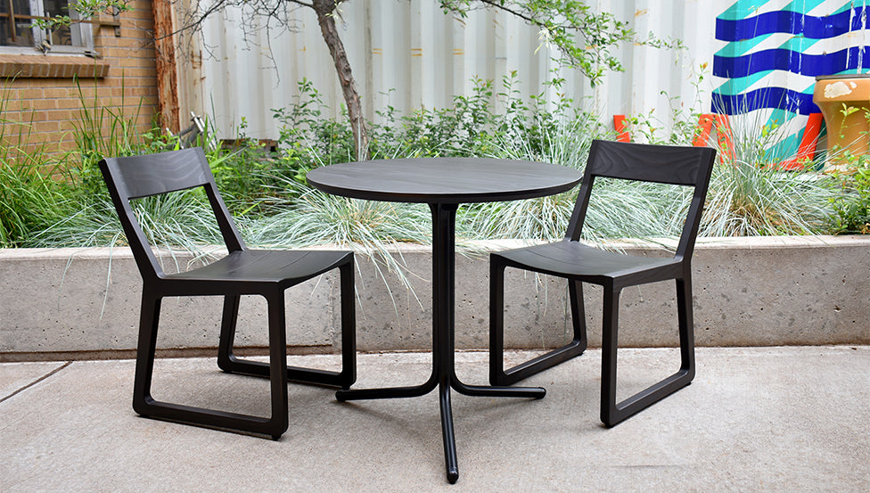 JUST (BARELY) IN TIME FOR SUMMER: FURNITURE FOR OUTSIDE!