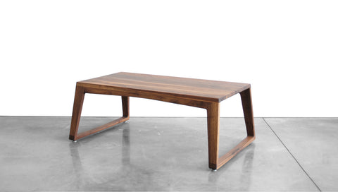 ARMADILLO COFFEE TABLE - HARDWOOD