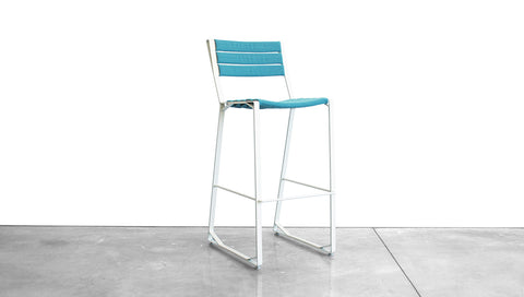 CRANE BAR STOOL - STEEL