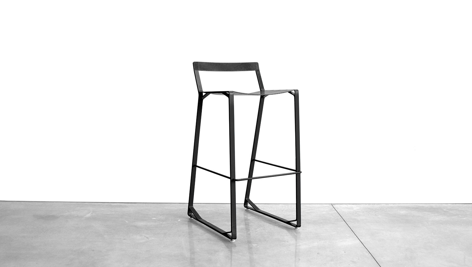 Astounding Crane Bar Stool Steel Low Back Andrewgaddart Wooden Chair Designs For Living Room Andrewgaddartcom