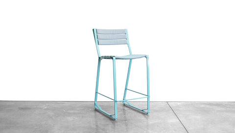 CRANE COUNTER STOOL - STEEL