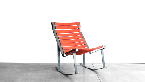 GRASSHOPPER ROCKER - STEEL