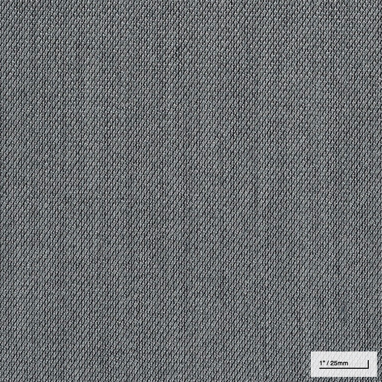 MEDIUM GRAY WOOL UPHOLSTERY (#153)