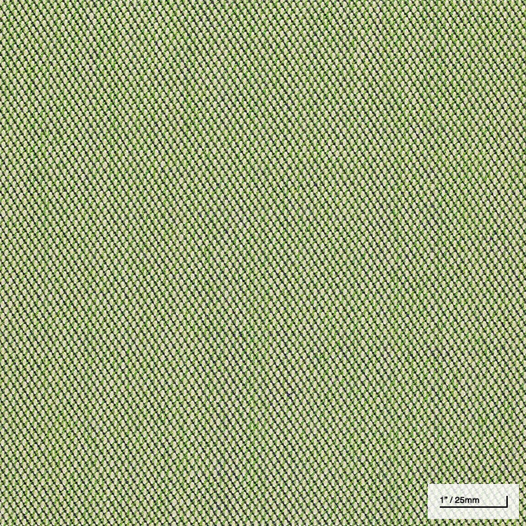 MEDIUM GREEN WOOL UPHOLSTERY (#933)