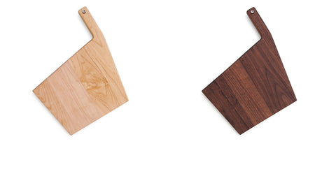 LARADACKY ODDBALL CUTTING BOARD, MEDIUM