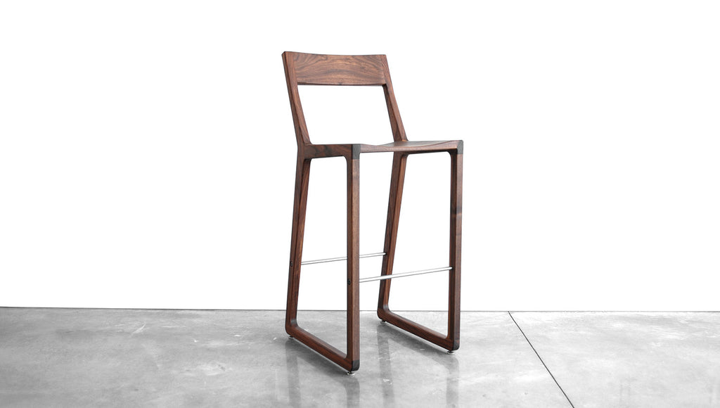 ROADRUNNER BAR CHAIR - WOOD