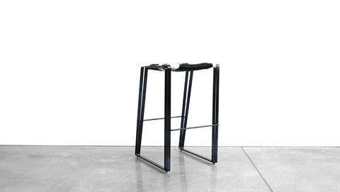 ROADRUNNER BAR STOOL - STEEL