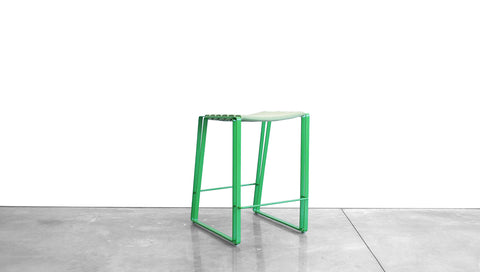 ROADRUNNER COUNTER STOOL - STEEL