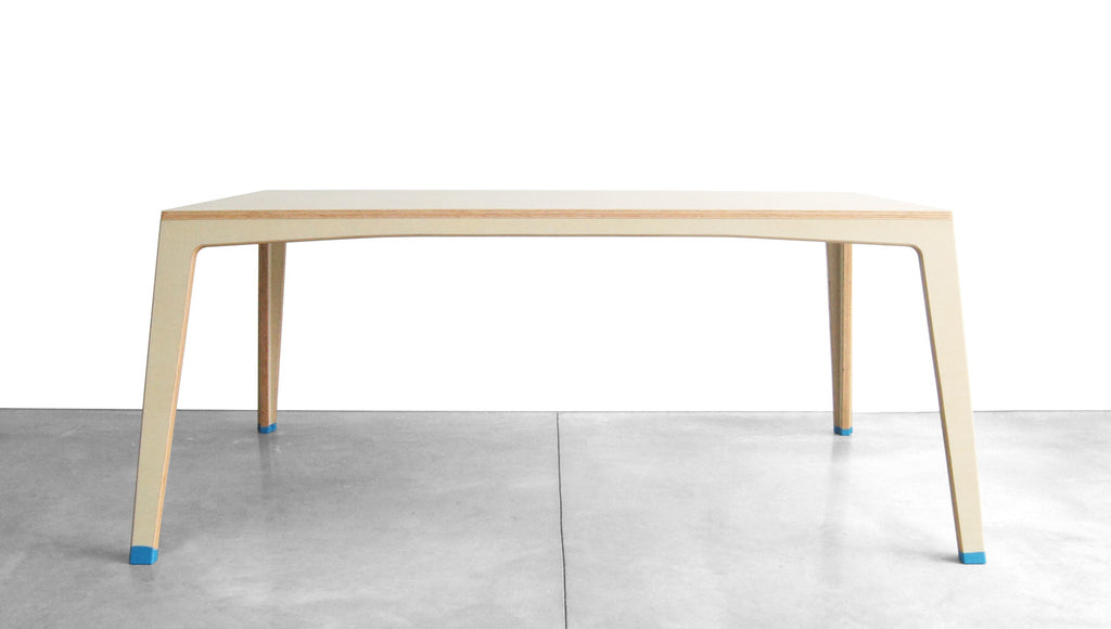 TURTADILLO DINING TABLE - FORMING PLYWOOD