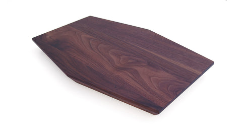 LARADACKY SERVING BOARD, WALNUT
