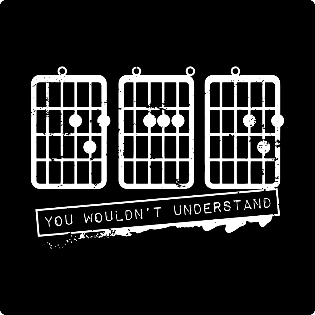 Guitar Dad - You Wouldn\'t Understand – Pirate Apparel