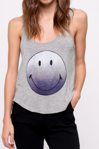 Purple Smiles Tank