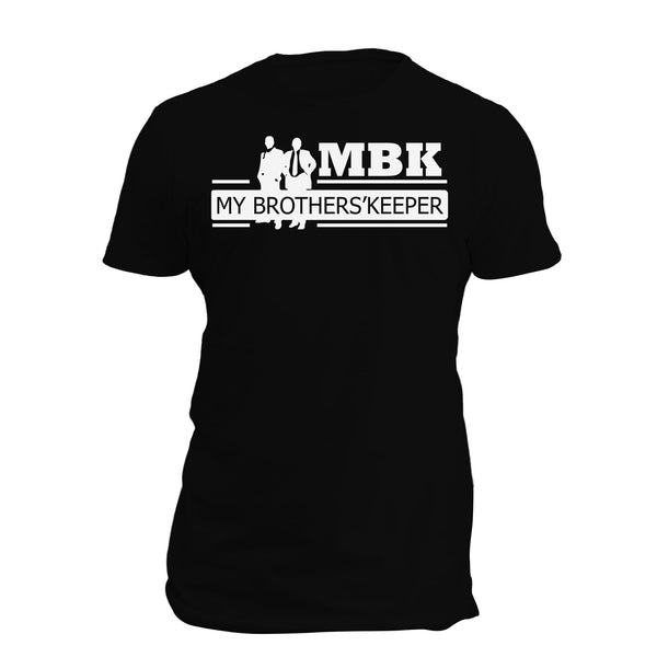 My Brothers' Keeper 1 Full T Shirt Blk