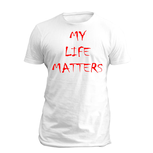 My LIfe Matters by NHZ 2 wht