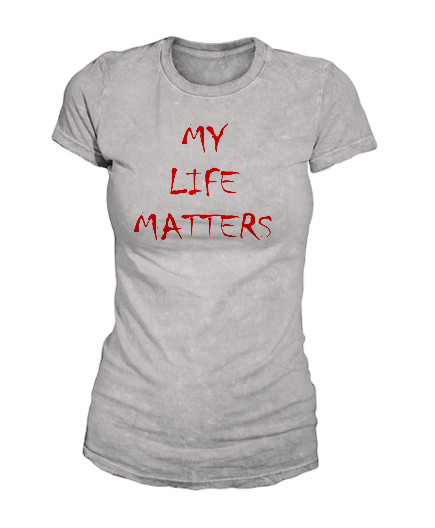 My LIfe Matters by NHZ 4f wht