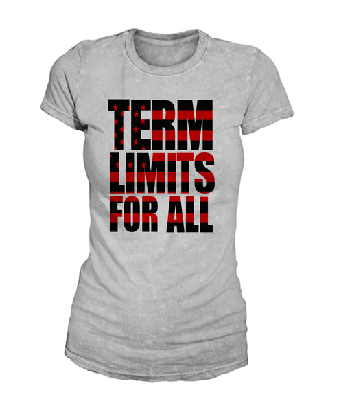 Term Limits For All f (wht)