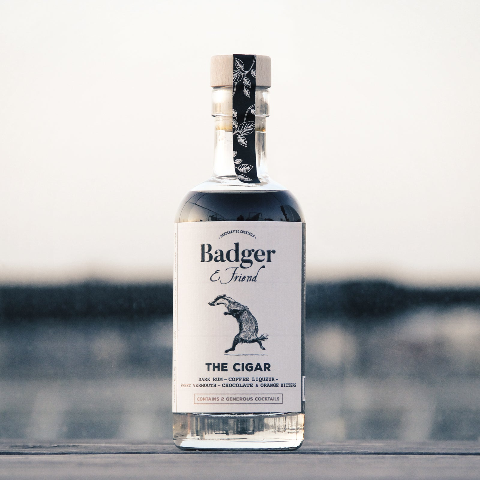 Badger & Friend - The Cigar - Konnessøren