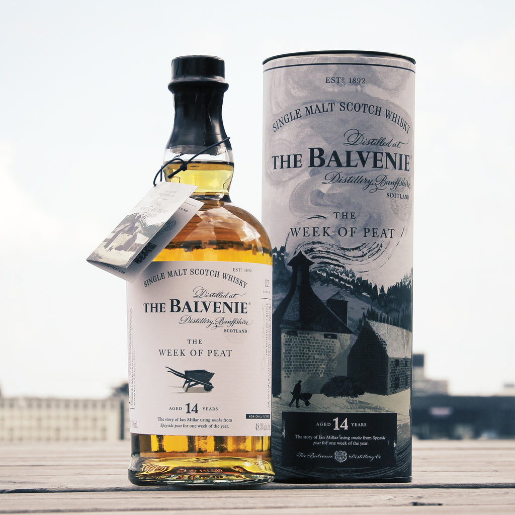 Balvenie - The Week of Peat - Konnessøren