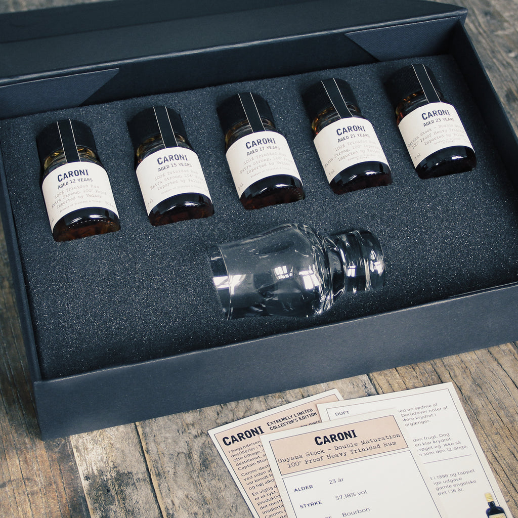 Caroni - Extremely Limited Collector's Edition - Konnessøren