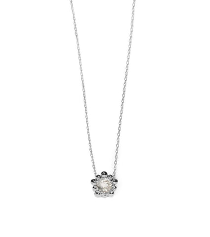 Anzie Micro Dew Drop  Necklace
