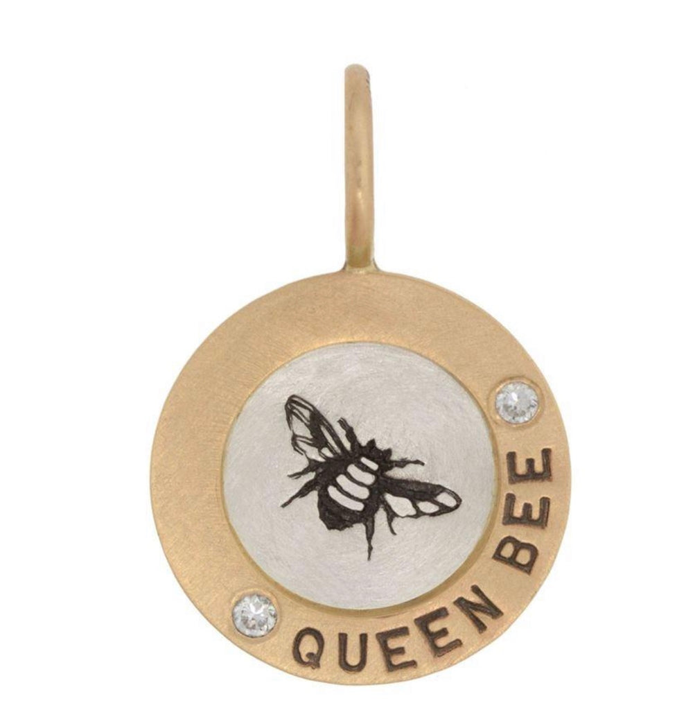 Heather Moore Queen Bee Charm