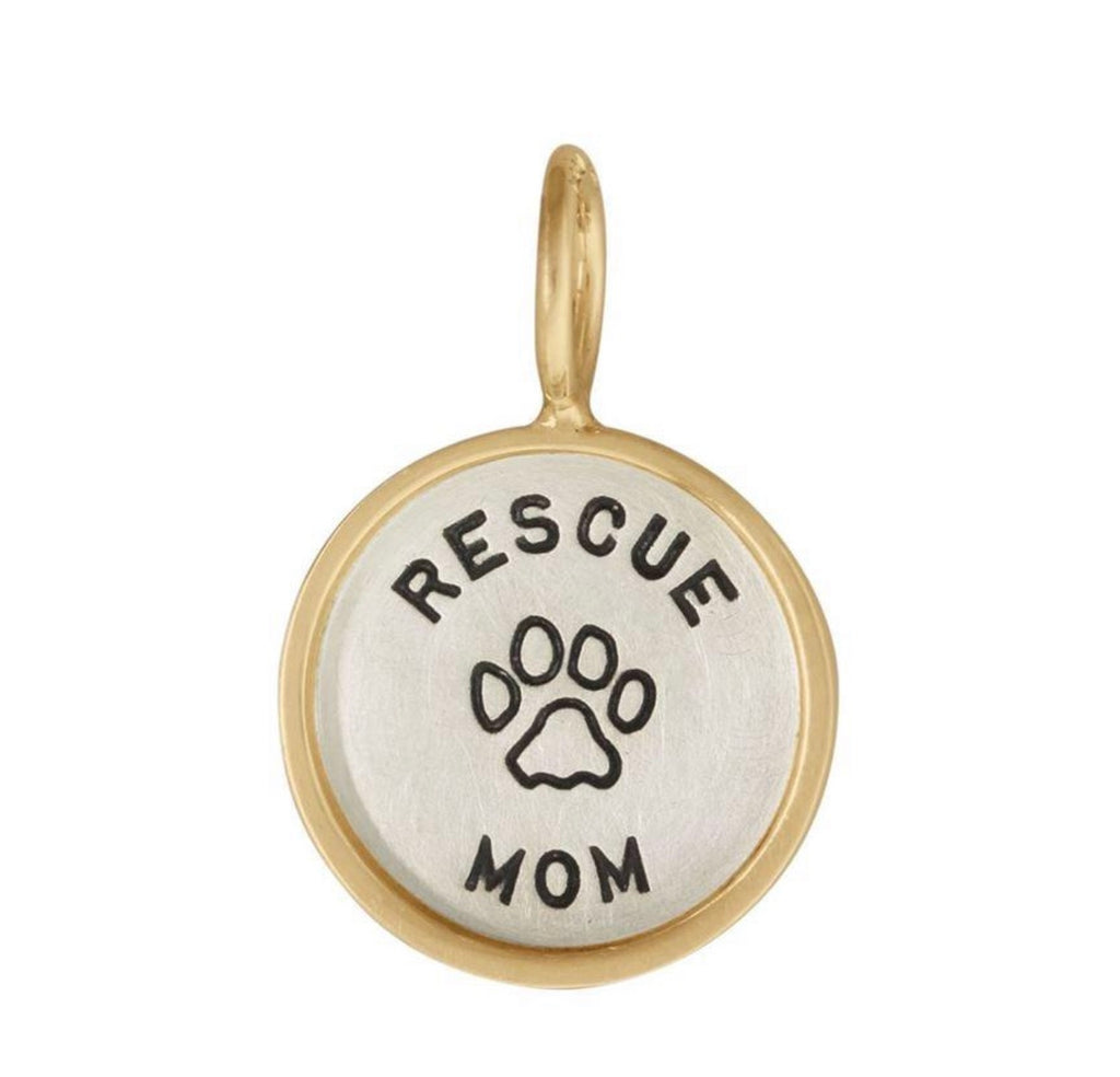 Heather Moore Rescue Mom Charm