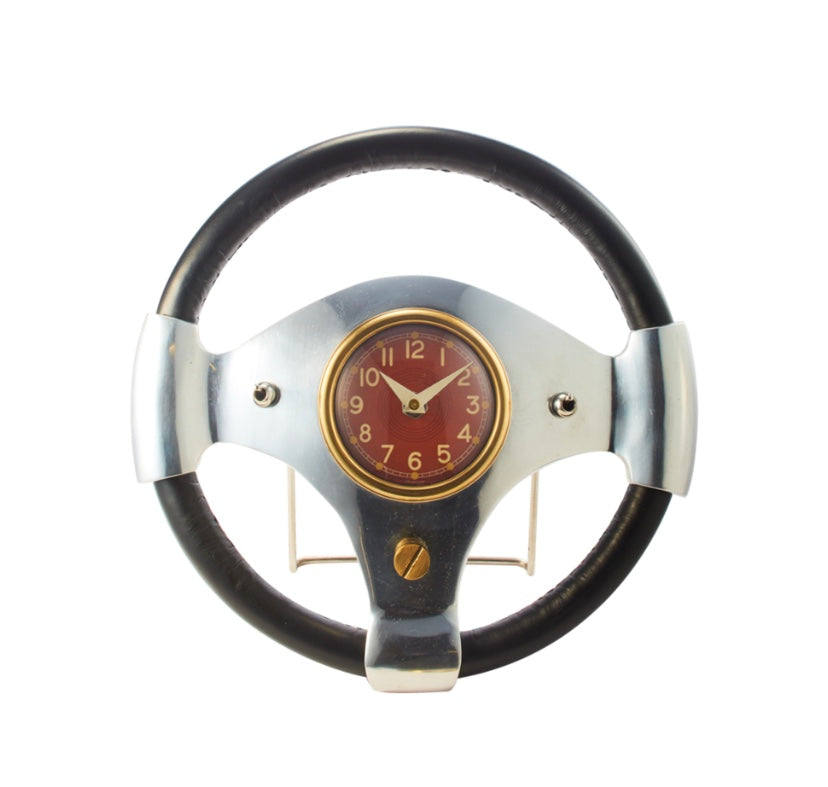 Speedster Table/Wall Clock