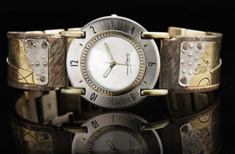 Watch Craft Full Moon White Dial