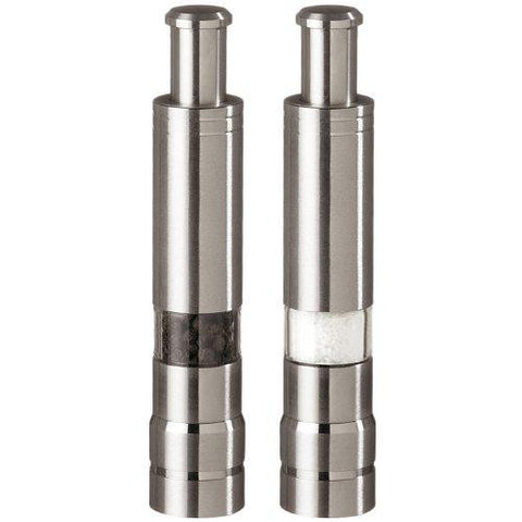 Pump and Grind Salt and Pepper Mills