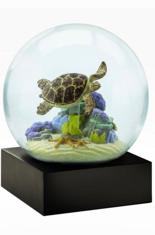 Snow Globe with Turtle