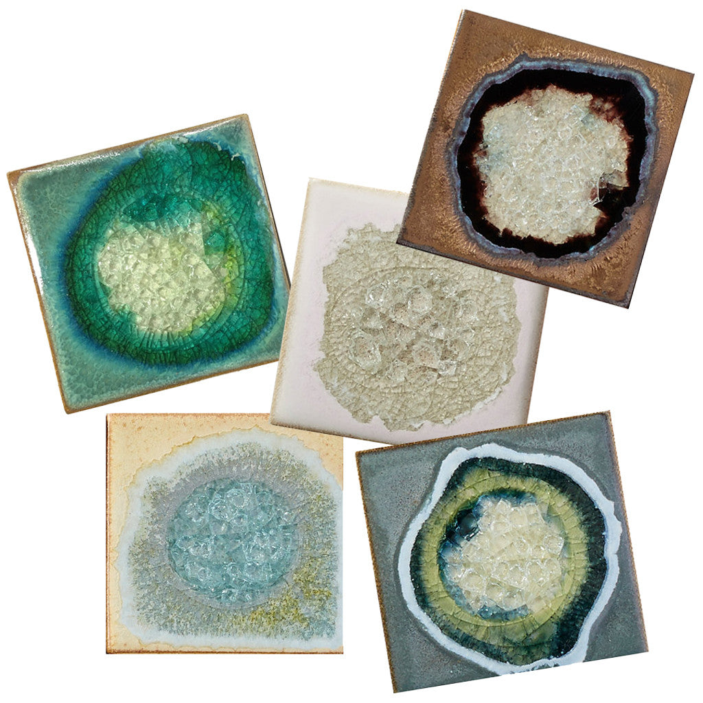geode coasters, ceramic glass geode coasters, dock 6 pottery, kerry brooks pottery, kerry brooks coasters, dock 6 coasters, sedoni gallery, american made pottery , american made ceramics, ceramic coasters, geode accessories, kerry brooks sedoni gallery