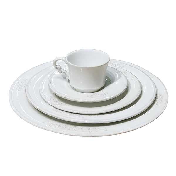 French Ceramic Dinnerware
