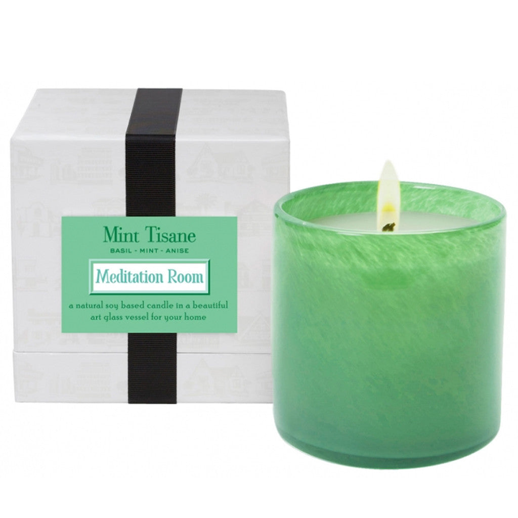 lafco, lafco candle, oprahs favorite things, mint candle, meditation candle, mint meditation , lafco sedoni gallery, luxury candles