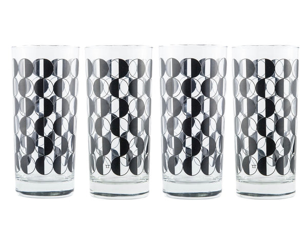 Highball Glasses Set of Four