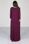 GiGi Dress- Plum