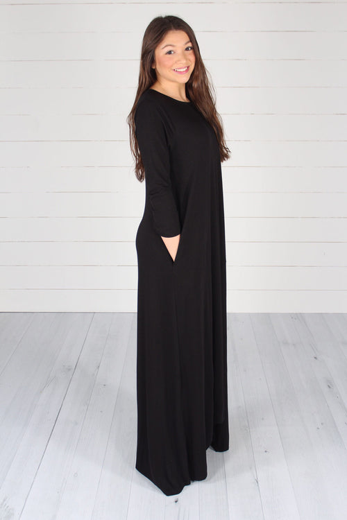 GiGi Dress- Black