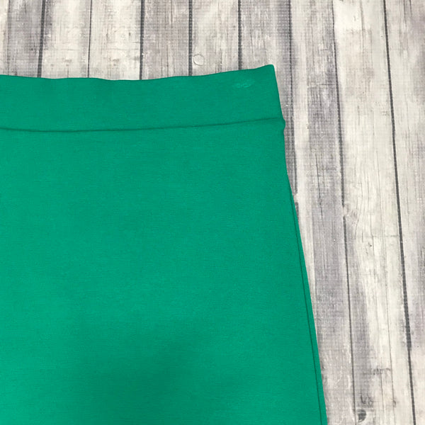 Channing Pencil Skirt- K. Green