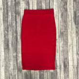Wagner Skirt- Ruby