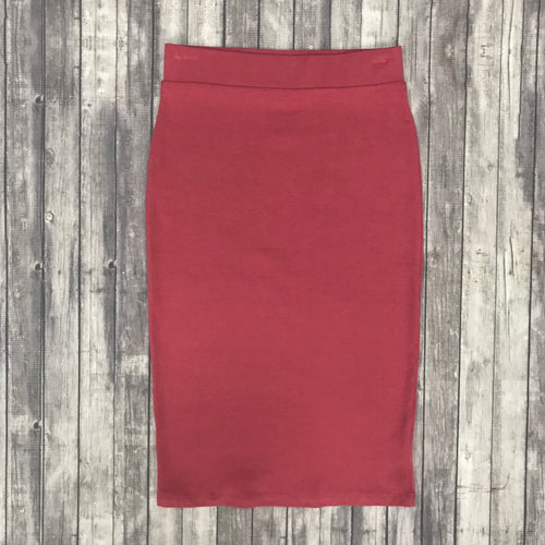 Wagner Skirt- Rose