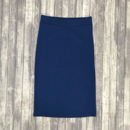 Chandler Denim Skirt- Indigo