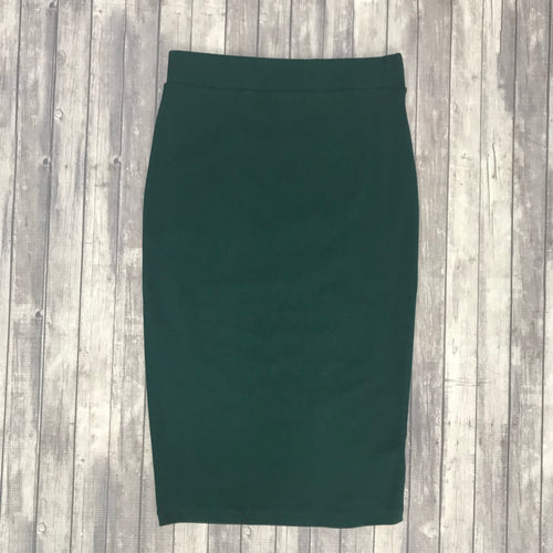 Wagner Skirt- Hunter Green