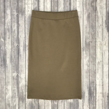 Bennett Denim Skirt- Vintage Wash