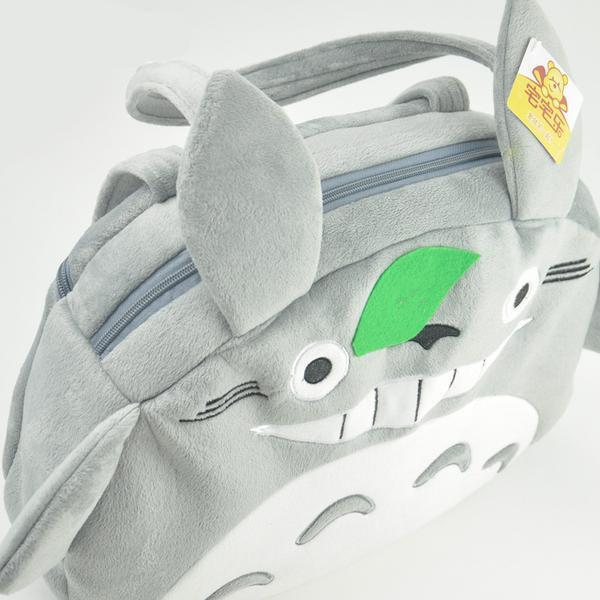 Cool Totoro Plush Shoulder Bag