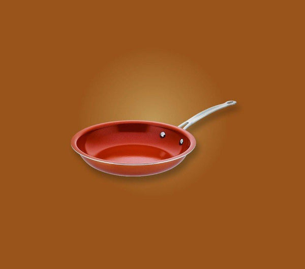 Non-stick Copper Frying Pan with Ceramic Coating - 60% OFF!
