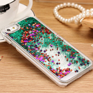 Star Liquid Glitter Case For iPhone/ Samsung Galaxy