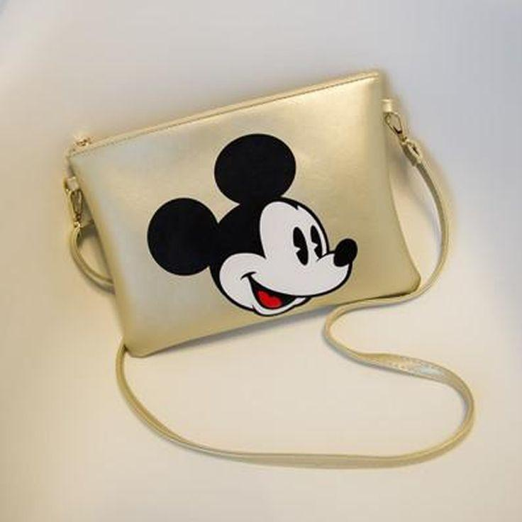 Mickey Messenger Bag